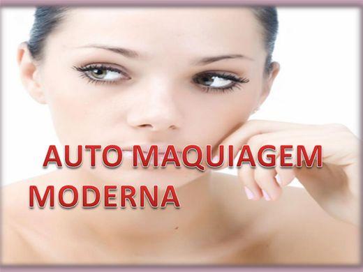 Curso Online de AUTO - MAQUIAGEM MODERNA