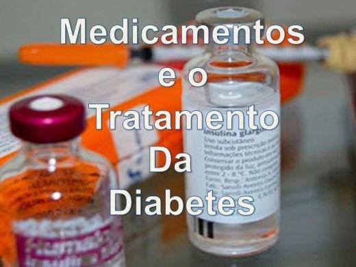 Curso Online de Medicamentos  e o Tratamento Da Diabetes