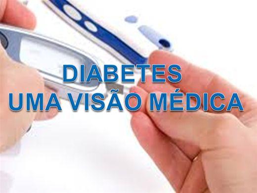 Curso Online de  Diabetes Uma Visão Médica