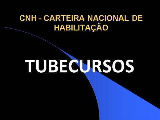 Curso Online de CARTEIRA NACIONAL DE HABILITAÇÃO