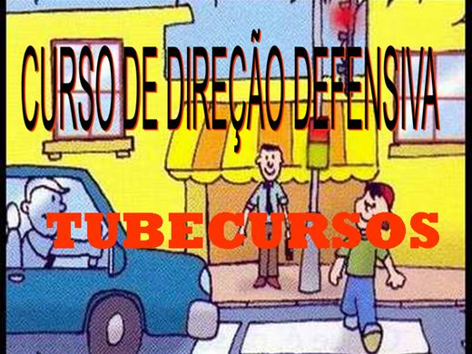 Curso Online de CURSO DIREÇÃO DEFENSIVA