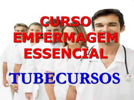 Curso Online de CURSO DE EMFERMAGEM ESSENCIAL