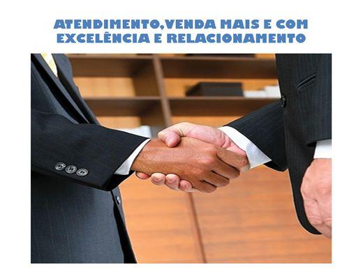 Curso Online de ATENDIMENTO, VENDA COM EXCELÊNCIA E RELACIONAMENTO