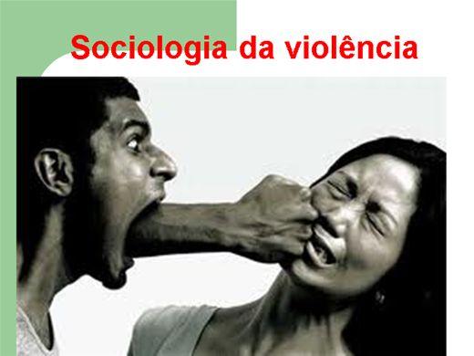 Curso Online de SOCIOLOGIA DA VIOLÊCIA