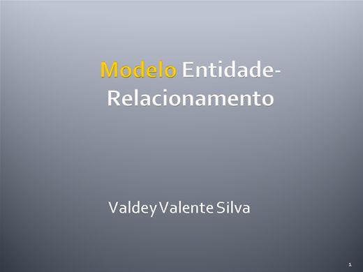 Curso Online de Banco De Dados Modelo Entidade-Relacionamento