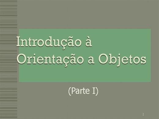 Curso Online de Java-Introdução à Orientação a Objetos