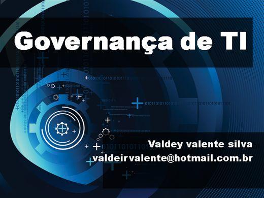 Curso Online de Governança de TI
