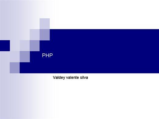 Curso Online de linguagem PHP