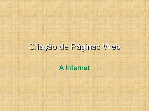 Curso Online de Criação de Páginas Web