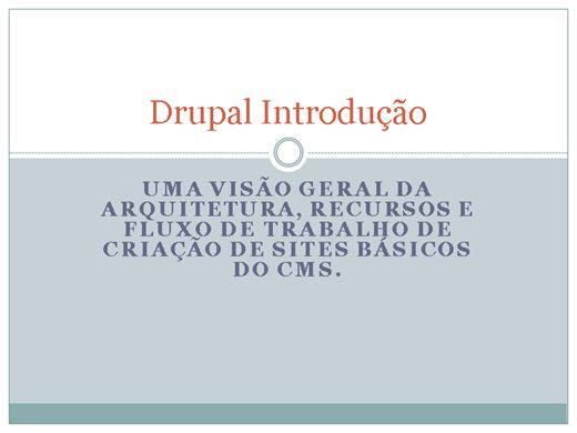 Curso Online de Drupal