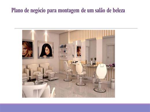 Curso Online de Plano de negócio para Montagem do Salão de Beleza