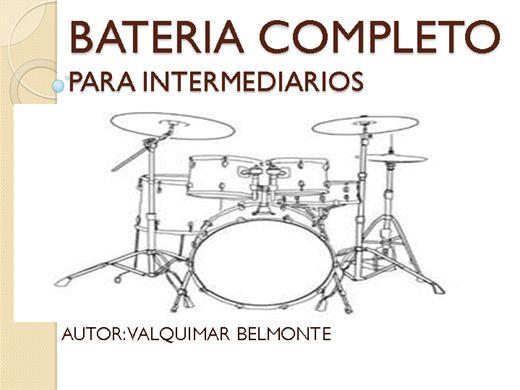 Curso Online de BATERIA COMPLETO