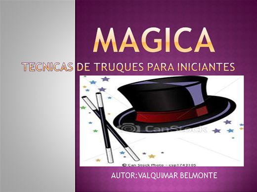 Curso Online de MAGICA