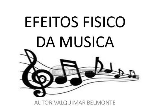 Curso Online de EFEITOS FISICO DA MUSICA