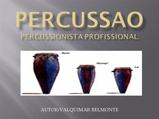 Curso Online de PERCUSSAO
