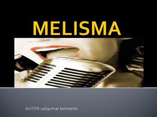 Curso Online de COMO FASER MELISMA?