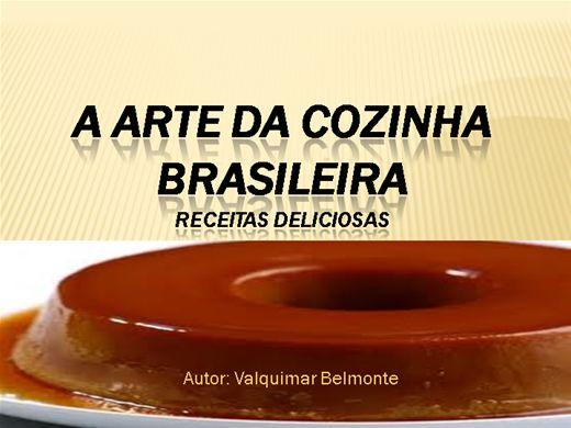 Curso Online de A ARTE DA COZINHA BRASILEIRA