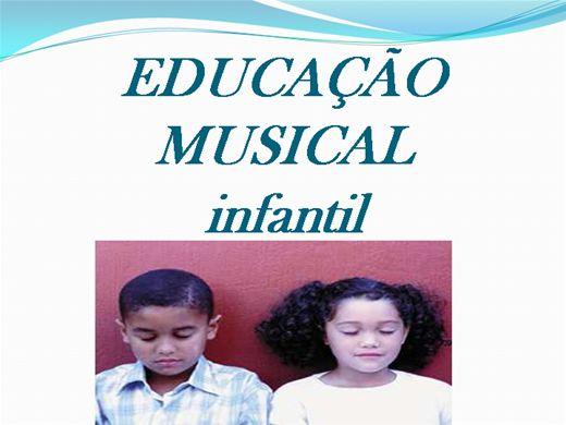 Curso Online de EDUCAÇÃO MUSICAL VOLUME 2