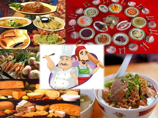 Curso Online de Gastronomia Mundial Módulo 1
