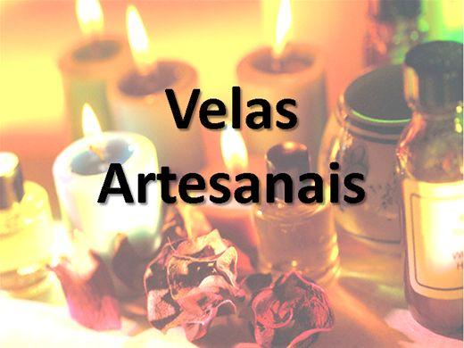Curso Online de  Velas artesanais aromáticas e decorativas
