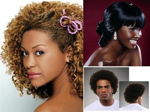 Curso Online de Cabelos Afro
