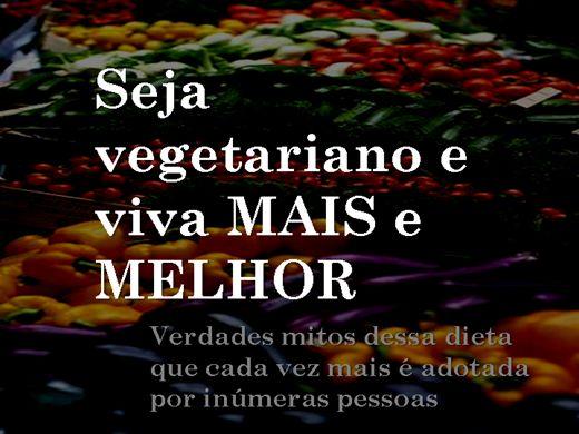 Curso Online de Vegetarianismo - Verdades e Mitos