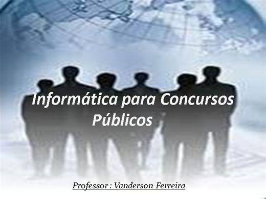 Curso Online de Informática para Concursos Públicos