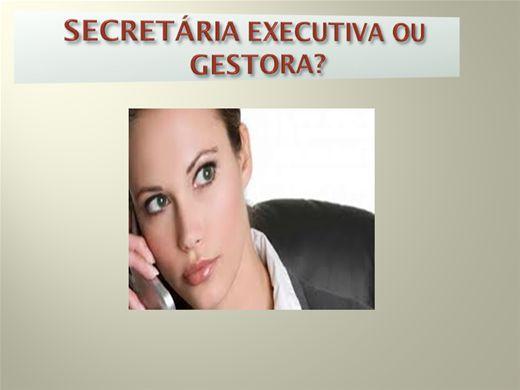 Curso Online de Secretária Executiva ou Gestora - parte 01