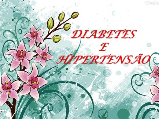 Curso Online de Diabetes e Hipertensão