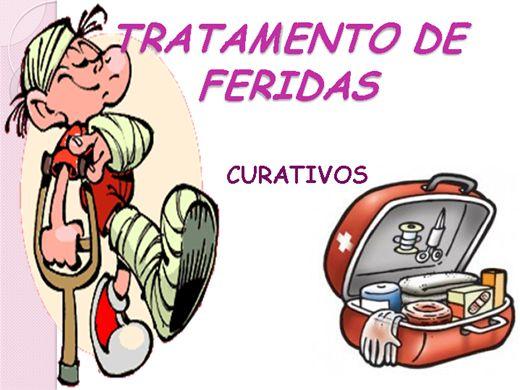 Curso Online de Tratamento de Feridas - Curativos