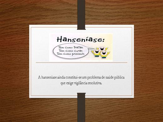 Curso Online de Hanseníase