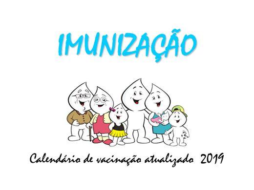 Curso Online de Calendário de Vacinação - atualizado ano 2019