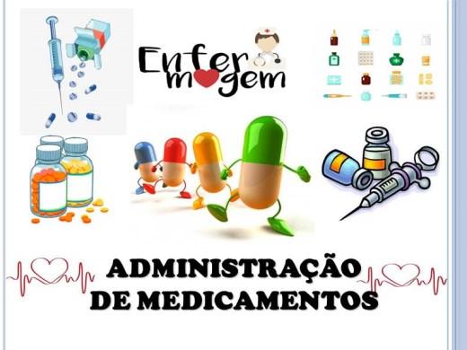 Curso Online de Administração de Medicamentos - Enfermagem