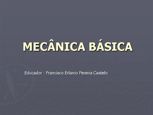 Curso Online de Curso de Mecânica Básica