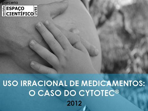 Curso Online de O uso Irracional de Medicamentos: O Caso do Cytotec