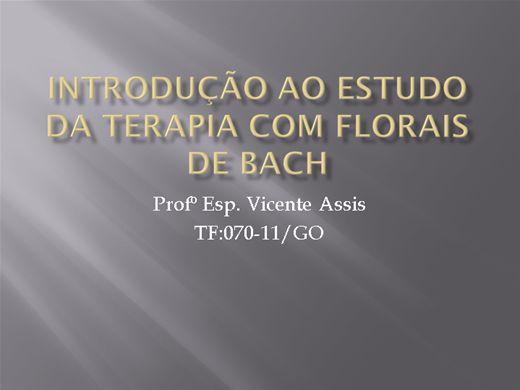 Curso Online de INTRODUÇÃO À TERAPIA FLORAL