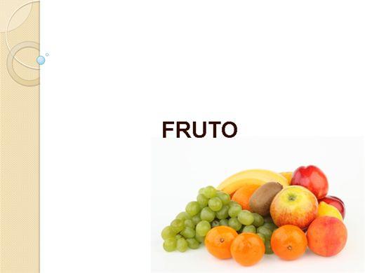 Curso Online de Anatomia do Fruto