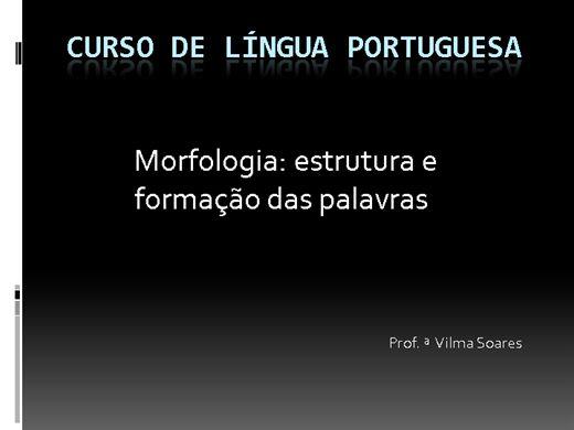 Curso Online de Curso de Língua Portuguesa