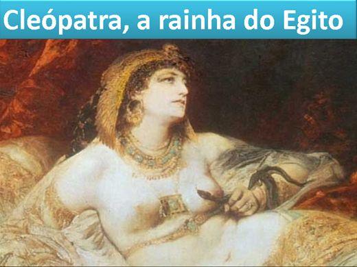 Curso Online de Cleopatra - A História da Rainha do Egito