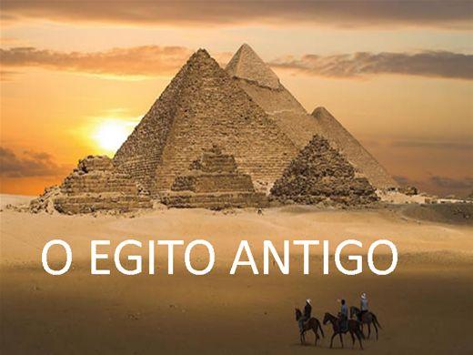 Curso Online de EGITO ANTIGO
