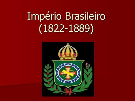 Curso Online de IMPERIO BRASILEIRO (1822-1889)