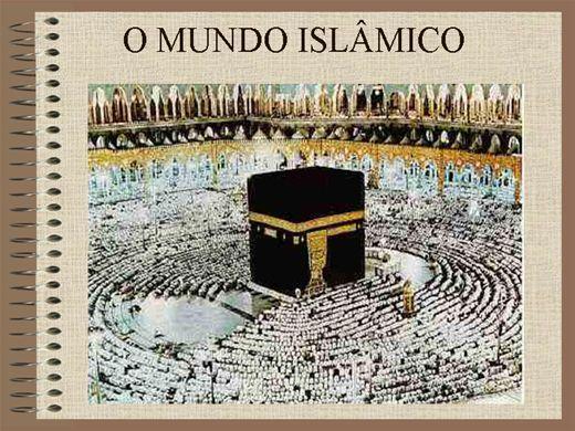 Curso Online de O MUNDO ISLÂMICO