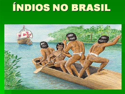 Curso Online de ÍNDIOS NO BRASIL