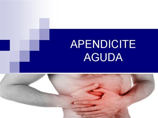 Curso Online de APENDICITE AGUDA