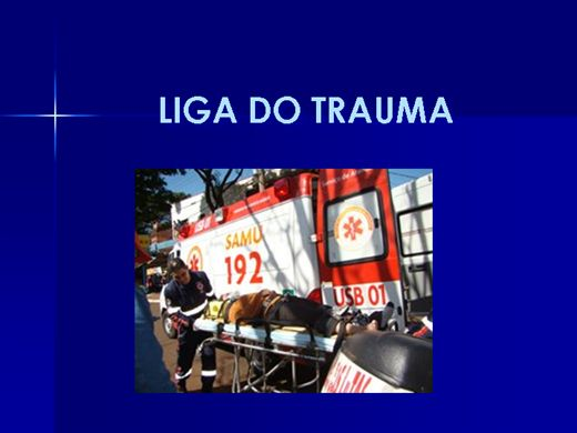 Curso Online de LIGA DO TRAUMA