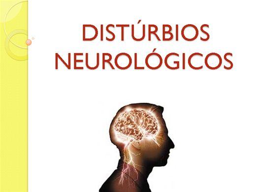 Curso Online de DISTÚRBIOS NEUROLÓGICOS