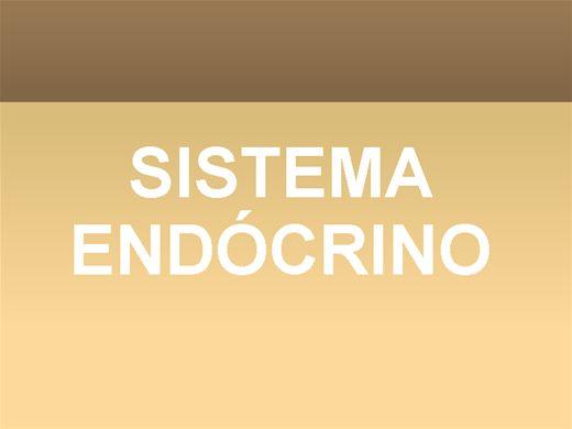 Curso Online de SISTEMA ENDÓCRINO