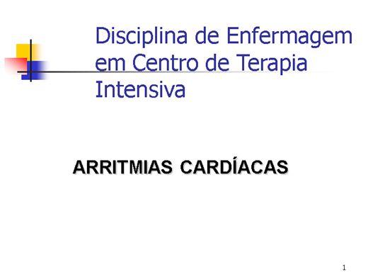 Curso Online de ARRITMIAS CARDÍACAS