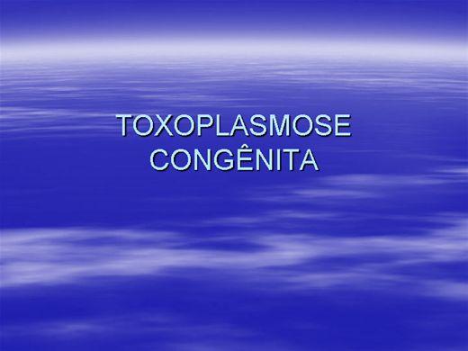 Curso Online de TOXOPLASMOSE CONGÊNITA