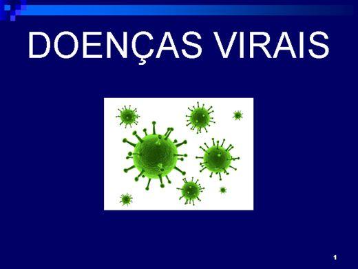 Curso Online de DOENÇAS VIRAIS